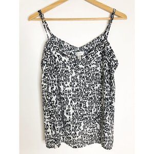 Dynamite | Abstract Print Camisole